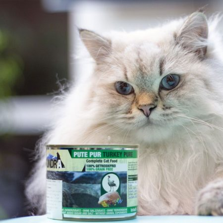 TUNDRA cat wet food